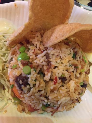 gefrituurde rijst