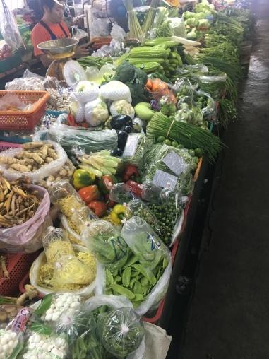 Nog meer groenten
